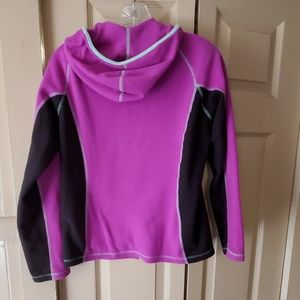 The North Face Shirts & Tops - North face hooded fleece youth large